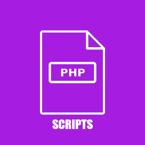 Simple PHP Scripts