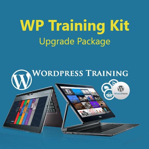 WP Training Kit Upgrade Package