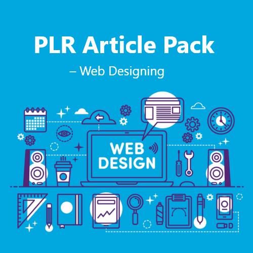 Article Pack – Web Designing